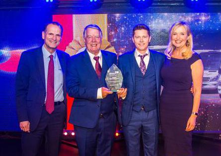 UK Coach Awards Gold Winner
