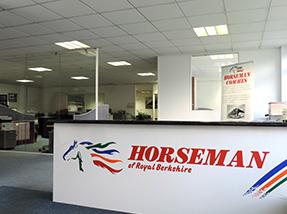Horseman Head Office - 01